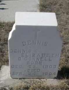 O'CONNELL, DENNIS - Sioux County, Nebraska   DENNIS O'CONNELL - Nebraska Gravestone Photos