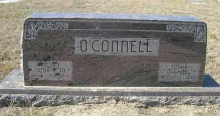 O'CONNELL, HENRIETTA - Sioux County, Nebraska | HENRIETTA O'CONNELL - Nebraska Gravestone Photos
