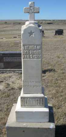 O'CONNELL, LUCINDA M. - Sioux County, Nebraska | LUCINDA M. O'CONNELL - Nebraska Gravestone Photos