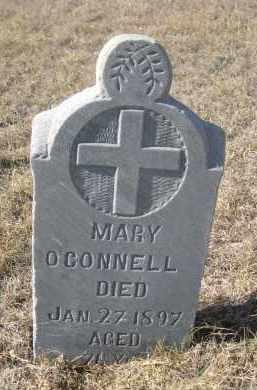 O'CONNELL, MARY - Sioux County, Nebraska | MARY O'CONNELL - Nebraska Gravestone Photos