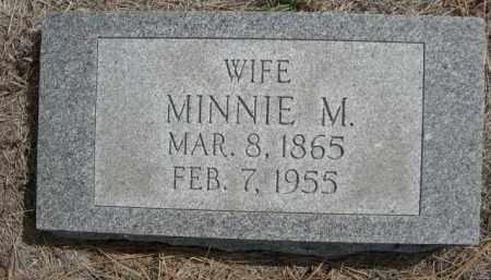 PHINNEY, MINNIE M. - Sioux County, Nebraska | MINNIE M. PHINNEY - Nebraska Gravestone Photos