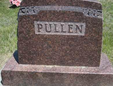 PULLEN, FAMILY - Sioux County, Nebraska | FAMILY PULLEN - Nebraska Gravestone Photos