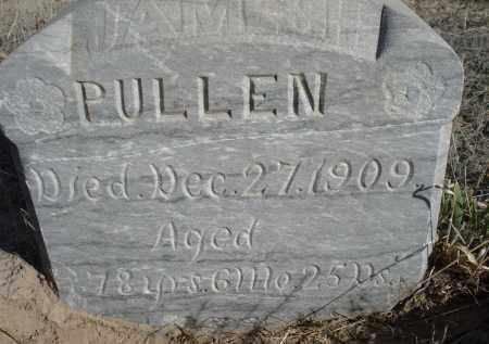 PULLEN, JAMES H. - Sioux County, Nebraska | JAMES H. PULLEN - Nebraska Gravestone Photos