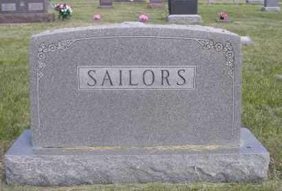 SAILORS, FAMILY - Sioux County, Nebraska | FAMILY SAILORS - Nebraska Gravestone Photos