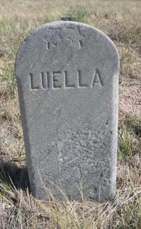 SAXTON, LUELLA - Sioux County, Nebraska | LUELLA SAXTON - Nebraska Gravestone Photos