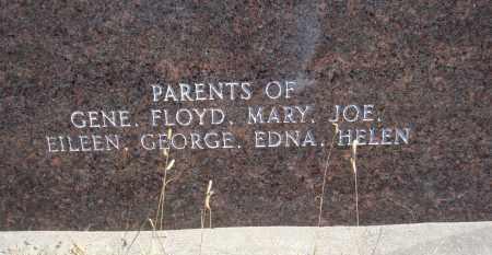 SERRES, EVA - Sioux County, Nebraska | EVA SERRES - Nebraska Gravestone Photos