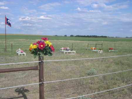 *SHEEP CREEK CEMETERY, VIEW OF - Sioux County, Nebraska | VIEW OF *SHEEP CREEK CEMETERY - Nebraska Gravestone Photos