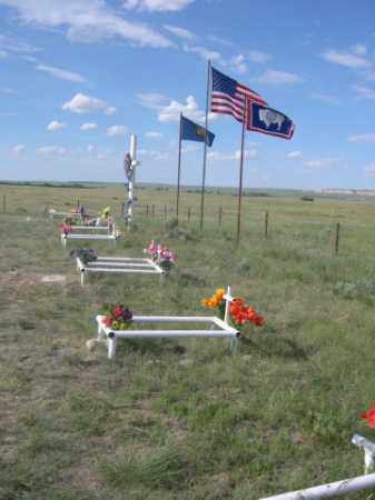 *SHEEP CREEK CEMETERY, VIEW OF - Sioux County, Nebraska   VIEW OF *SHEEP CREEK CEMETERY - Nebraska Gravestone Photos