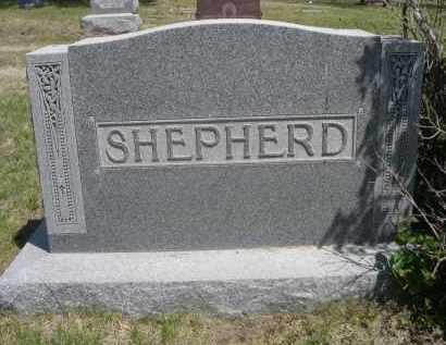 SHEPHERD, FAMILY - Sioux County, Nebraska | FAMILY SHEPHERD - Nebraska Gravestone Photos