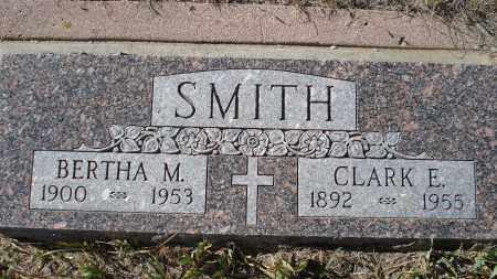 SMITH, CLARK E. - Sioux County, Nebraska | CLARK E. SMITH - Nebraska Gravestone Photos
