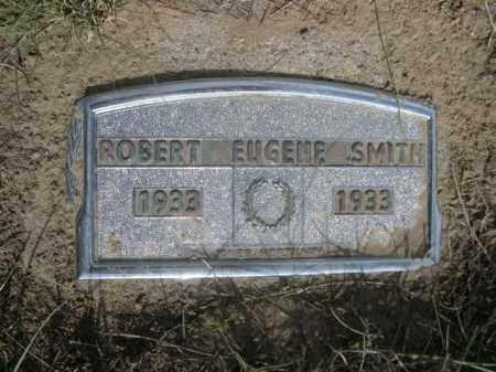 SMITH, ROBERT EUGENE - Sioux County, Nebraska | ROBERT EUGENE SMITH - Nebraska Gravestone Photos