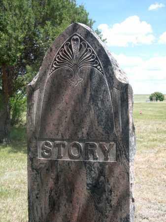 STORY, FAMILY - Sioux County, Nebraska | FAMILY STORY - Nebraska Gravestone Photos