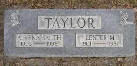 TAYLOR, LESTER M. - Sioux County, Nebraska | LESTER M. TAYLOR - Nebraska Gravestone Photos