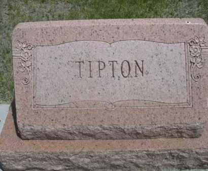 TIPTON, FAMILY - Sioux County, Nebraska   FAMILY TIPTON - Nebraska Gravestone Photos
