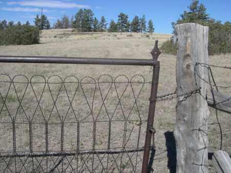 *UNION STAR CEMETERY, CLOSE UP OF GATE. - Sioux County, Nebraska   CLOSE UP OF GATE. *UNION STAR CEMETERY - Nebraska Gravestone Photos