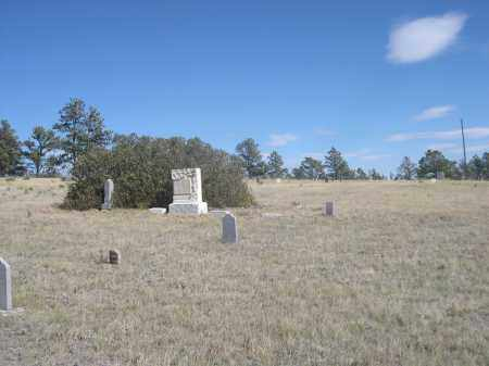 *UNION STAR CEMETERY, VIEW OF - Sioux County, Nebraska | VIEW OF *UNION STAR CEMETERY - Nebraska Gravestone Photos