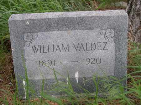 VALDEZ, WILLIAM - Sioux County, Nebraska   WILLIAM VALDEZ - Nebraska Gravestone Photos