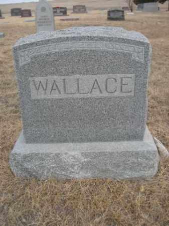 WALLACE, FAMILY - Sioux County, Nebraska | FAMILY WALLACE - Nebraska Gravestone Photos