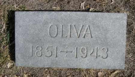 WERTZ, OLIVA - Sioux County, Nebraska | OLIVA WERTZ - Nebraska Gravestone Photos