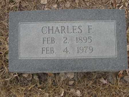 WICKERSHAM, CARLES F. - Sioux County, Nebraska | CARLES F. WICKERSHAM - Nebraska Gravestone Photos