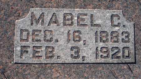ZIMMERMAN, MABEL C. - Sioux County, Nebraska | MABEL C. ZIMMERMAN - Nebraska Gravestone Photos