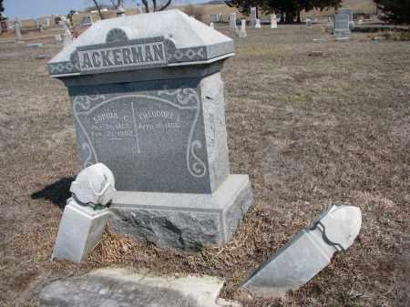 ACKERMAN, PLOT - Stanton County, Nebraska | PLOT ACKERMAN - Nebraska Gravestone Photos
