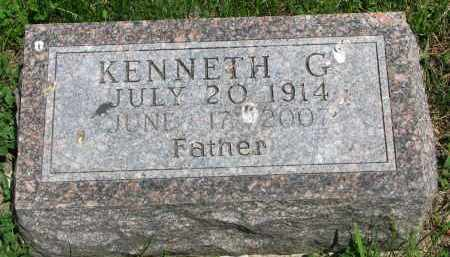 ALDERMAN, KENNETH G. - Stanton County, Nebraska | KENNETH G. ALDERMAN - Nebraska Gravestone Photos