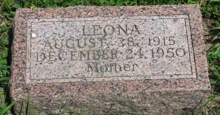 ALDERMAN, LEONA - Stanton County, Nebraska   LEONA ALDERMAN - Nebraska Gravestone Photos