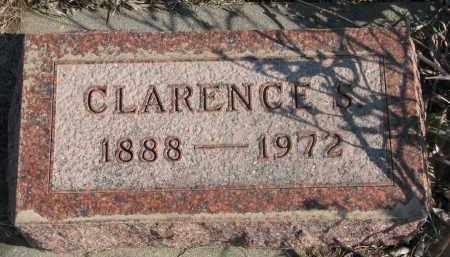 ANDERSON, CLARENCE S. - Stanton County, Nebraska | CLARENCE S. ANDERSON - Nebraska Gravestone Photos