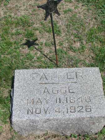 AXEN, AGGE - Stanton County, Nebraska | AGGE AXEN - Nebraska Gravestone Photos
