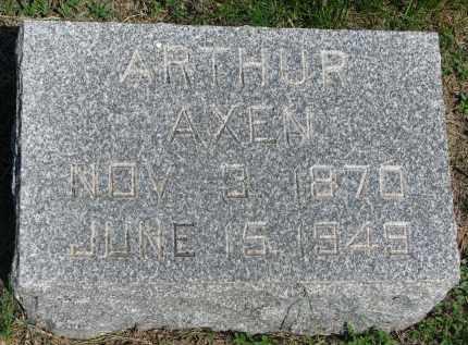 AXEN, ARTHUR - Stanton County, Nebraska | ARTHUR AXEN - Nebraska Gravestone Photos