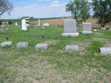 AXEN, FAMILY PLOT - Stanton County, Nebraska | FAMILY PLOT AXEN - Nebraska Gravestone Photos
