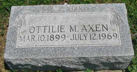 AXEN, OTTILIE M. - Stanton County, Nebraska | OTTILIE M. AXEN - Nebraska Gravestone Photos