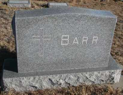 BARR, PLOT STONE - Stanton County, Nebraska | PLOT STONE BARR - Nebraska Gravestone Photos
