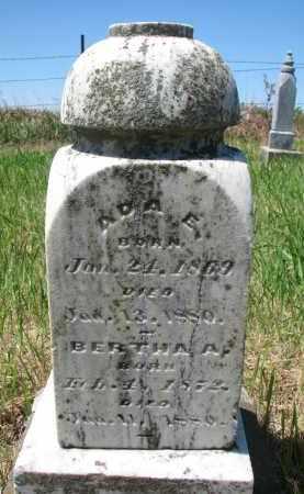 BEARD, ADA E. - Stanton County, Nebraska | ADA E. BEARD - Nebraska Gravestone Photos