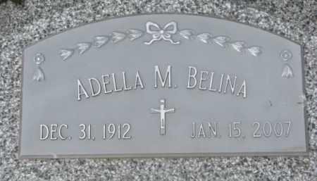 BELINA, ADELLA M. - Stanton County, Nebraska | ADELLA M. BELINA - Nebraska Gravestone Photos
