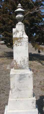 BENNETT, JAMES - Stanton County, Nebraska | JAMES BENNETT - Nebraska Gravestone Photos