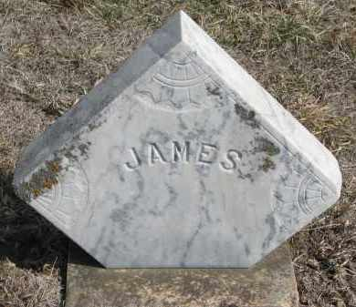 BENNETT, JAMES (FOOTSTONE) - Stanton County, Nebraska | JAMES (FOOTSTONE) BENNETT - Nebraska Gravestone Photos