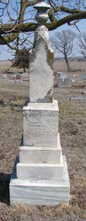 BENNETT, JEMIMA - Stanton County, Nebraska | JEMIMA BENNETT - Nebraska Gravestone Photos