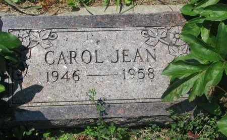 BENSON, CAROL JEAN - Stanton County, Nebraska | CAROL JEAN BENSON - Nebraska Gravestone Photos