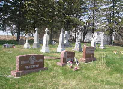 *ERYCHLEB, VIEW OF - Stanton County, Nebraska | VIEW OF *ERYCHLEB - Nebraska Gravestone Photos