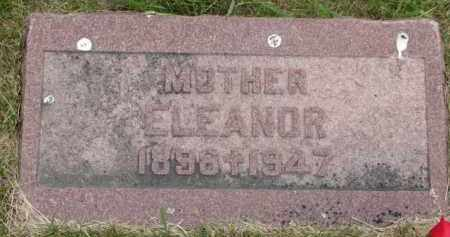 BORGMEYER, ELEANOR - Stanton County, Nebraska   ELEANOR BORGMEYER - Nebraska Gravestone Photos