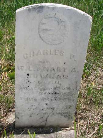 BOWMAN, CHARLES P. - Stanton County, Nebraska | CHARLES P. BOWMAN - Nebraska Gravestone Photos