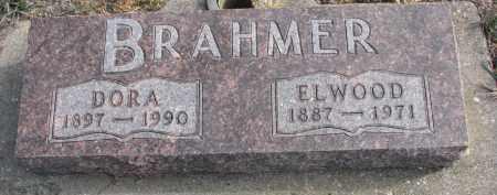 BRAHMER, DORA - Stanton County, Nebraska | DORA BRAHMER - Nebraska Gravestone Photos