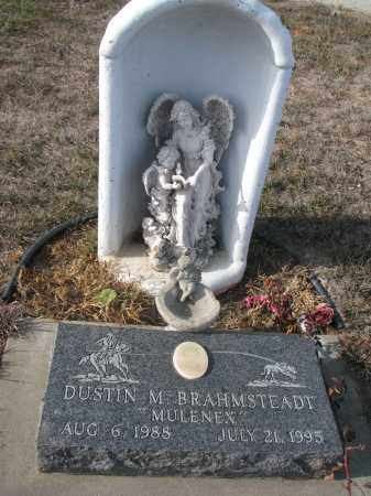 BRAHMSTEADT, DUSTIN M. - Stanton County, Nebraska | DUSTIN M. BRAHMSTEADT - Nebraska Gravestone Photos