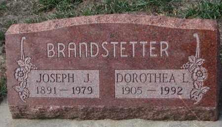 BRANDSTETTER, DOROTHEA L. - Stanton County, Nebraska | DOROTHEA L. BRANDSTETTER - Nebraska Gravestone Photos