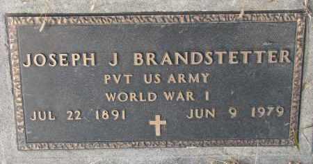 BRANDSTETTER, JOSEOH J. (WW II) - Stanton County, Nebraska   JOSEOH J. (WW II) BRANDSTETTER - Nebraska Gravestone Photos