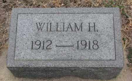 BURRIS, WILLIAM H. - Stanton County, Nebraska   WILLIAM H. BURRIS - Nebraska Gravestone Photos