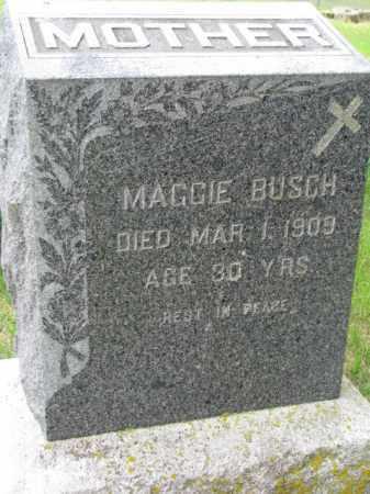 BUSCH, MAGGIE - Stanton County, Nebraska | MAGGIE BUSCH - Nebraska Gravestone Photos
