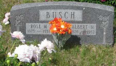 BUSCH, ROSE M. - Stanton County, Nebraska | ROSE M. BUSCH - Nebraska Gravestone Photos